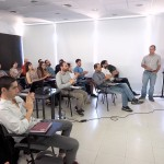 Se realizó un taller sobre física de altas energías en la UNSAM