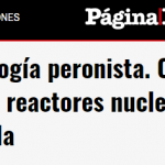 Columna de Diego Hurtado en <i>Página/12</i>