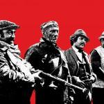 Presentación del libro <i>Trienio en rojo y negro</i>, de Roberto Perdía y Horacio Ricardo Silva