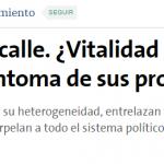 <i>La Nación</i> consultó a Pablo Semán sobre las marchas masivas callejeras