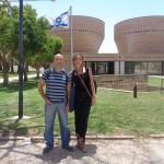 Avanza la vinculación con la Universidad de Tel Aviv