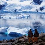Investigadores del 3iA estudian humedales en la Antártida