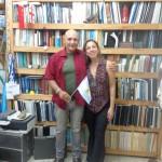 Comenzaron las acciones conjuntas entre la Universidad de Tel Aviv y la UNSAM