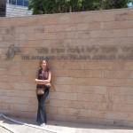 Nerina Visacovsky presentará su libro en la Universidad Hebrea de Jerusalén