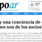 <i>Tiempo Argentino</i> entrevistó a Rodrigo Daskal y a Verónica Moreira sobre su libro publicado por UNSAM Edita