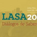 Investigadores de la EPyG en el Congreso LASA