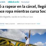 <i>La Nación</i> destacó el trabajo del CUSAM en una entrevista a uno de sus almnos