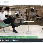 Entrevista a Daniel Schteingart en el ciclo Conversaciones de <i>La Nación</i>