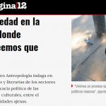 Entrevista a Pablo Semán en <i>Página/12</i>