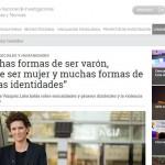 Vanesa Vázquez Laba, entrevistada por el Área de Divulgación Científica del CONICET