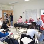 Investigadores de Brasil y la Argentina expusieron en la EPyG