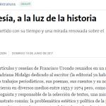 Reseña en <i>La Nación</i> de <i>Marx discípulo de Engels</i>, de Martin Mazora
