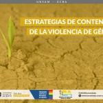 Seminario Estrategias de Contención de la Violencia de Género