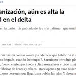 Rubén Quintana fue consultado por <i>La Nación</i> sobre la biodiversidad en el delta