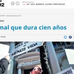 <i>Página/12</i> cita a Verónica Gago para analizar cómo afecta a las mujeres la deuda a 100 años