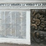 La colocación de placas por las víctimas del terrorismo de Estado de San Martín se declaró de interés legislativo