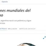 Juan Manuel Palacio escribió en <i>La Nación</i> sobre la justicia laboral