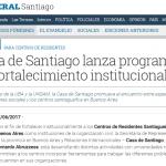 Proyecto de la Licenciatura en Organización y Dirección Institucional en<i>El Liberal</i>