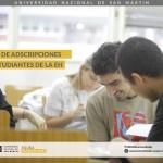 Sistema de adscripciones para estudiantes de la EH