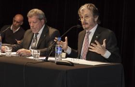 Hugo Nielson y Carlos Ruta