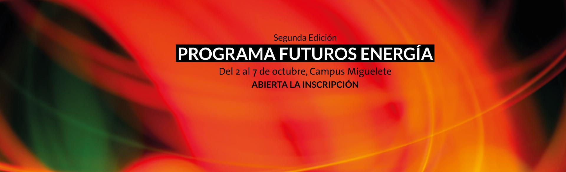 Programa Futuros Energía