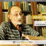 Homenaje a Julio De Zan