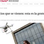 En una nota sobre los oficios del futuro, <i>Clarín</i> menciona al Instituto Colomb