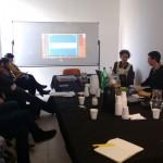El PCVG realizó una capacitación sobre violencia de género en la EPyG