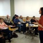 Curso de comunicación pública de la ciencia en la Universidad Nacional de Río Cuarto