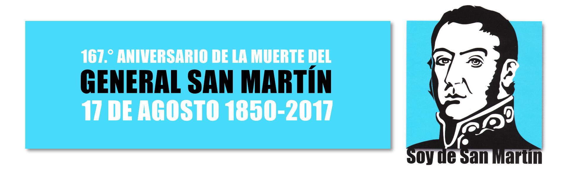 Aniversario San Martín