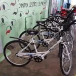 Préstamo de bicicletas para la Escuela Secundaria Técnica de la UNSAM