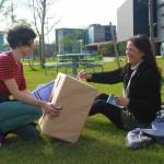 Aniversario del voto femenino en el Campus Miguelete