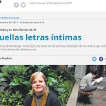 <i>Página/12</i> destacó la nueva obra de Ana Alvarado