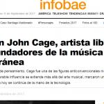 Julia Mann escribió para <i>Infobae</i> sobre la música contemporánea