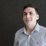 Rodrigo Altamirano, el primer agente penitenciario sociólogo del CUSAM