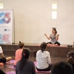 Clases de yoga para la Comunidad UNSAM