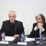 John Maxwell Coetzee at the sixth edition of his seminar at UNSAM