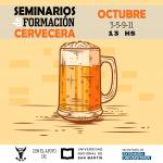 Abierta la inscripción para el Seminario de Formación Cervecera