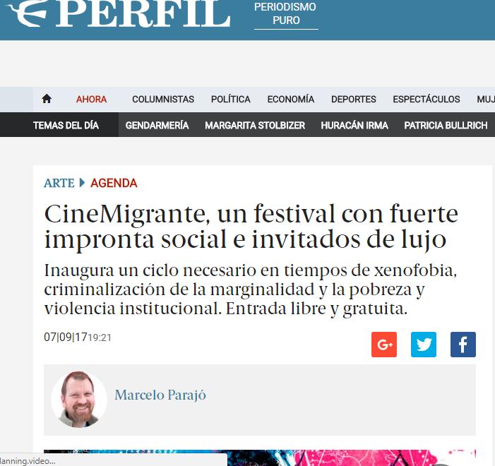 cinemigrante