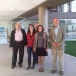 La diputada María Paula Lopardo visitó el 3iA