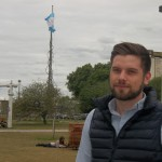 Pablo Bullian, segundo egresado de Ingeniería en Telecomunicaciones
