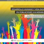 Desarrollo humano y vida digna en poblaciones vulnerables