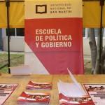 La EPyG, presente en la II Feria de Ciencias Humanas y Sociales