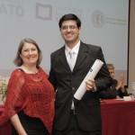 Premio a un egresado de Ingeniería en Materiales