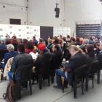 Apertura del IV Congreso de Filosofía de la Educación