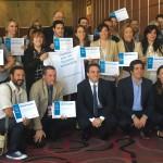 El Ministerio de Turismo de la Nación distinguió a la EEyN por su trabajo en el Pacto Global