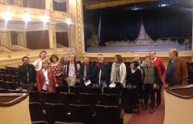 Teatro Coliseo de Zarate