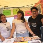 Primer día de la Feria de Ciencias Humanas y Sociales