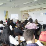 Gustavo Efron habló sobre el conflicto entre Israel y Palestina