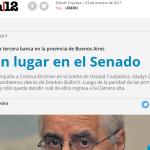 Página/12 publicó un perfil de Jorge Taiana, director del Centro Internacional de Estudios Políticos